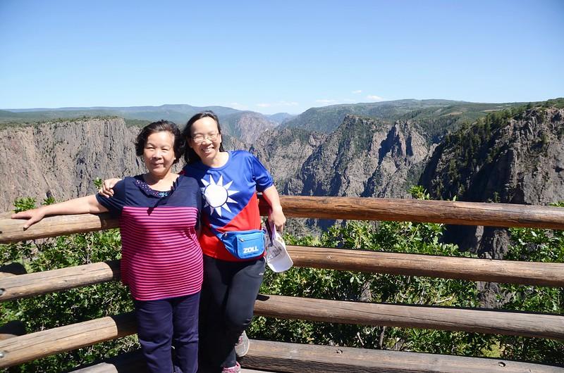 Black Canyon, taken from Tomichi Point (5)