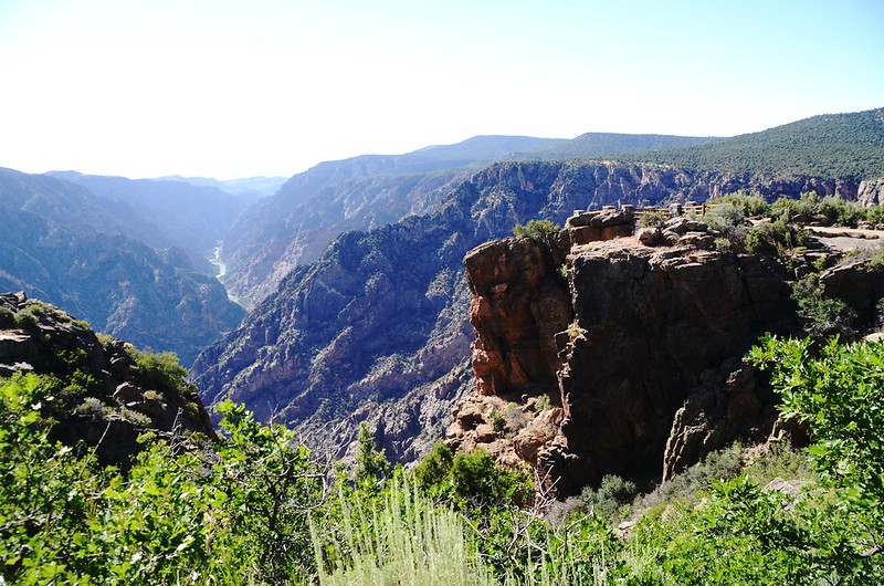 Black Canyon, taken from Sunset View (1)