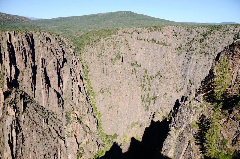 Black Canyon, taken from Gunnison Point (9)