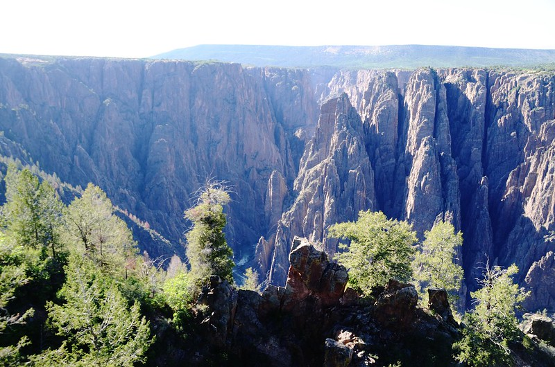 Black Canyon, taken from Gunnison Point (6)