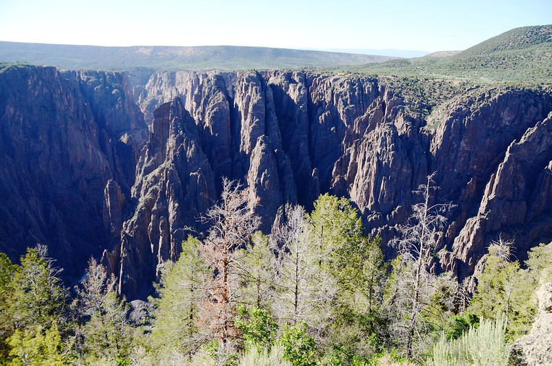 Black Canyon, taken from Gunnison Point (4)