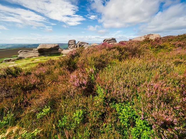 Higger Tor,  Derbyshire Peak District.