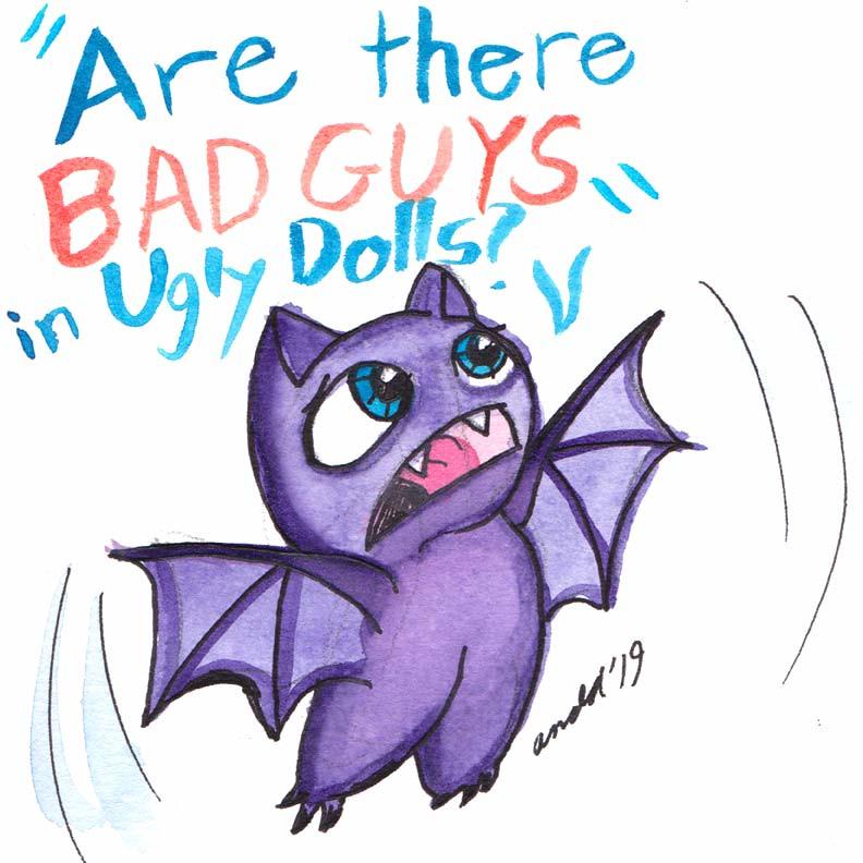 """7.7.19 - """"Bad Guys"""""""