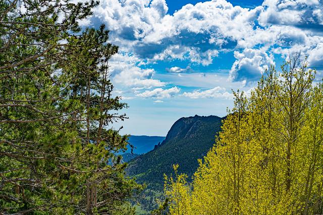 Colorful Rockies