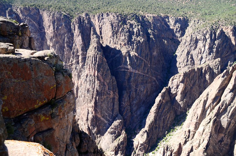 Black Canyon, taken from Chasm View (5)