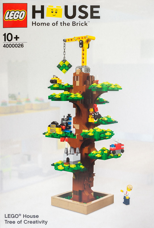 Top Ten LEGO Trees