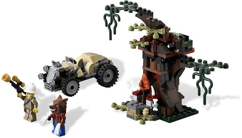 Top Ten LEGO Trees