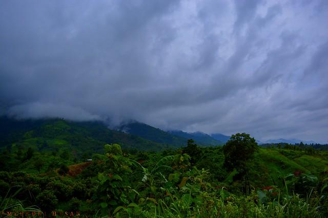Mysteries Cloud 😍 . #DimPahar #Thanci #Bandarbandays #BeautifulBangladesh 🇧🇩