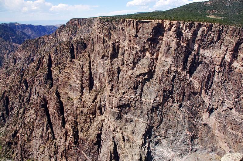 Black Canyon, taken from Dragon Point 1