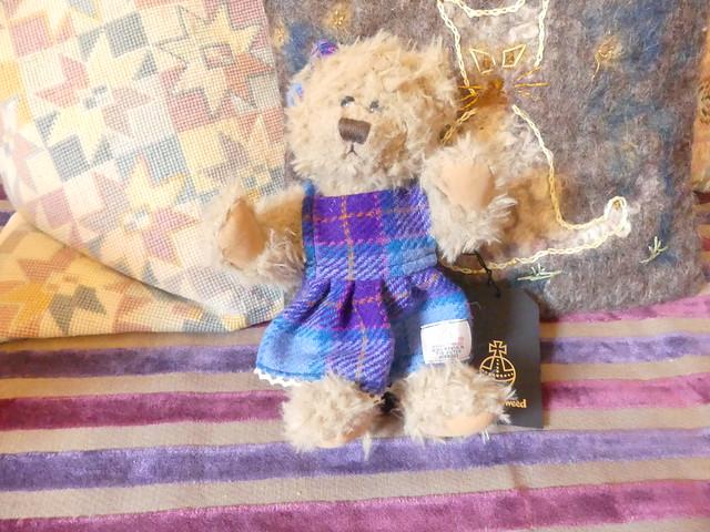 HArris Teddy
