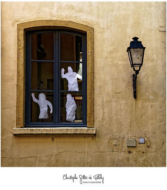 Silhouettes - Vieux Lyon