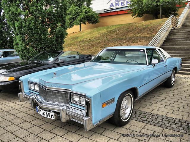 Cadillac Eldorado, 1977