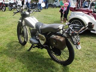 1956 BSA Bantam