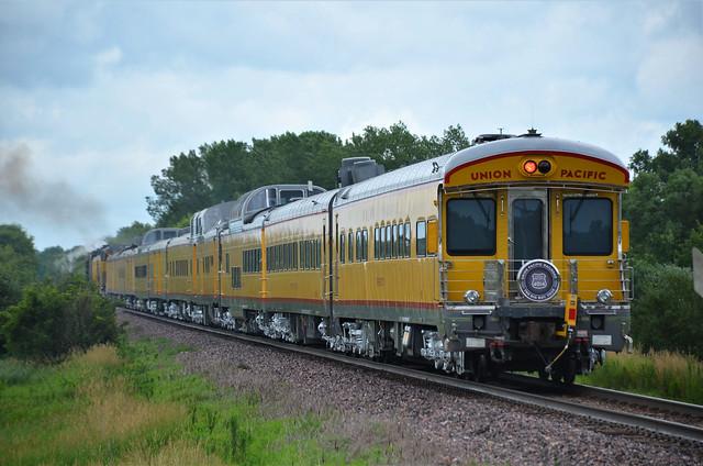 Union Pacific Railroad Heritage Fleet, Minnesota, Dakota County