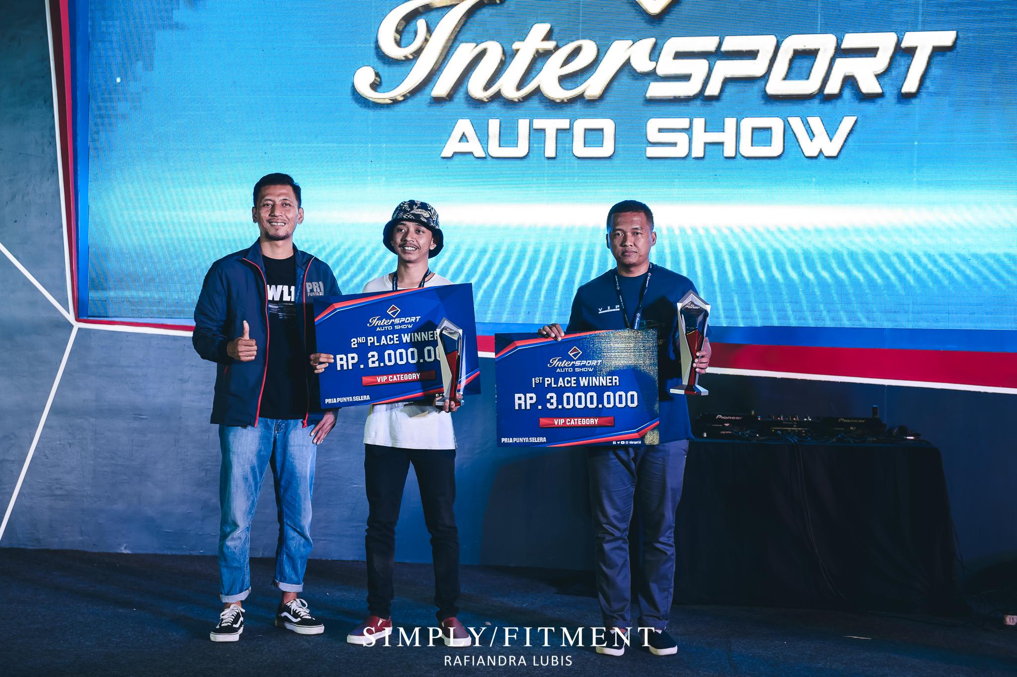 INTERSPORT AUTOSHOW TEGAL 2019