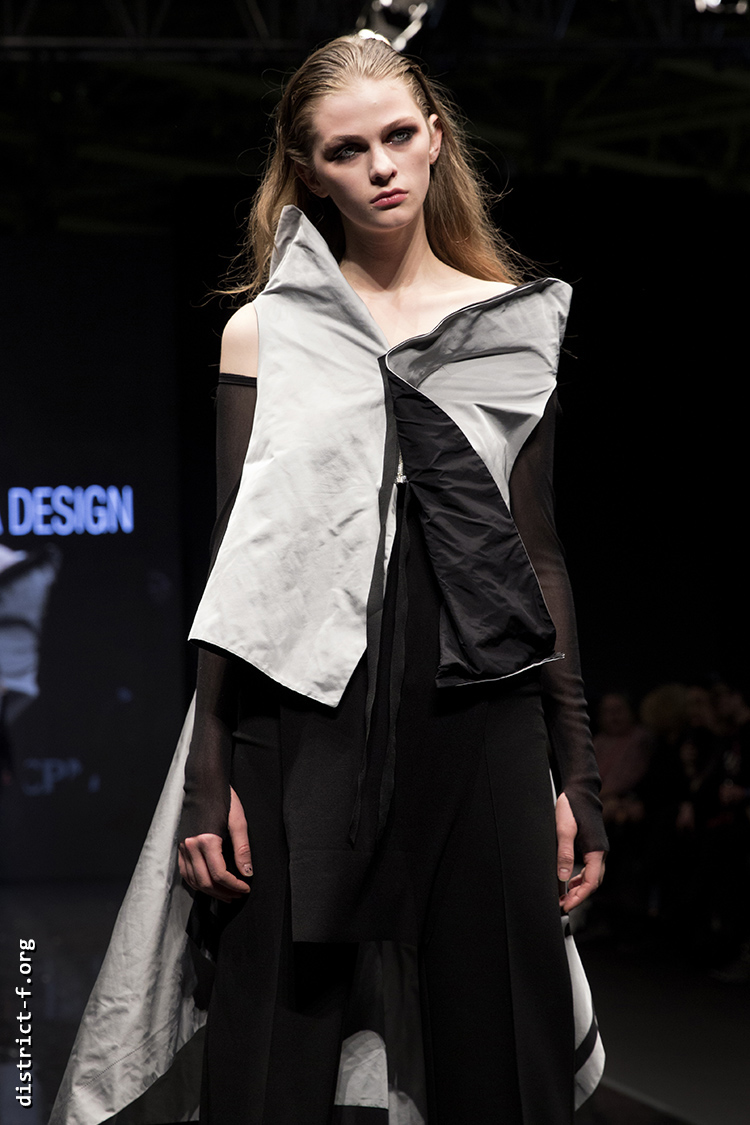 DISTRICT F — Collection Première Moscow AW19 — Xenia Design AW19 35