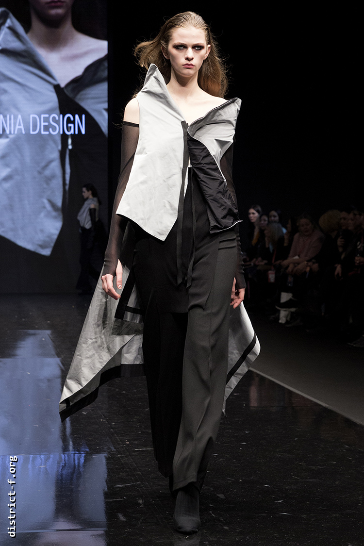 DISTRICT F — Collection Première Moscow AW19 — Xenia Design AW19 34