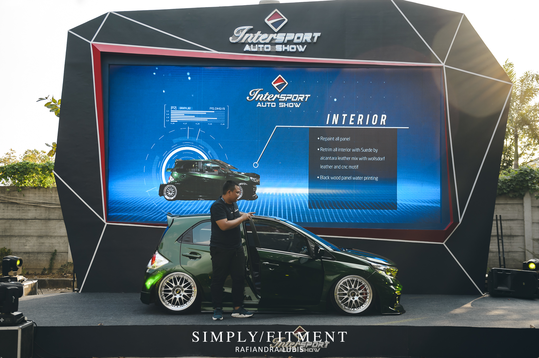 INTERSPORT AUTOSHOW TEGAL 2019