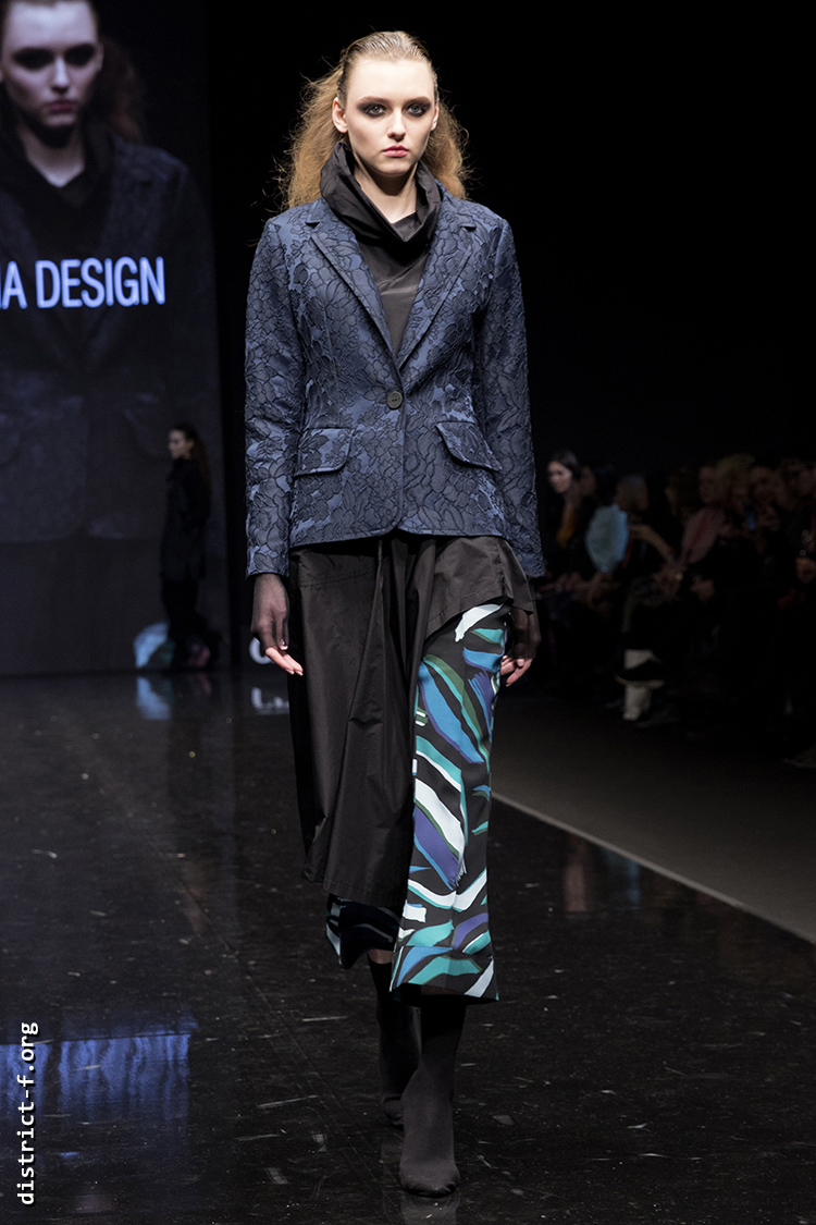DISTRICT F — Collection Première Moscow AW19 — Xenia Design AW1928