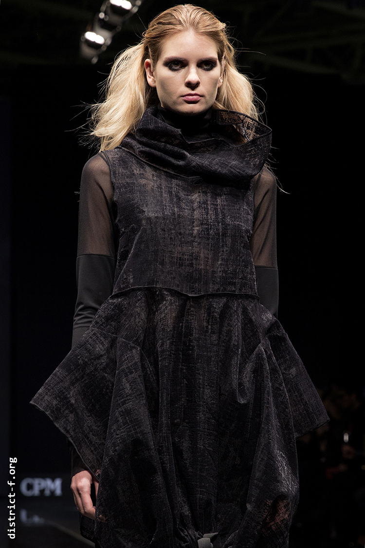DISTRICT F — Collection Première Moscow AW19 — Xenia Design AW19 23