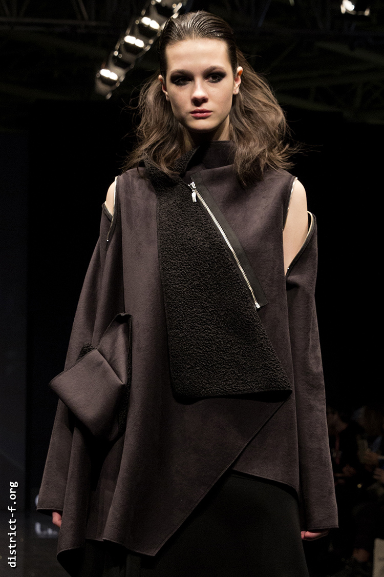 DISTRICT F — Collection Première Moscow AW19 — Xenia Design AW19 12