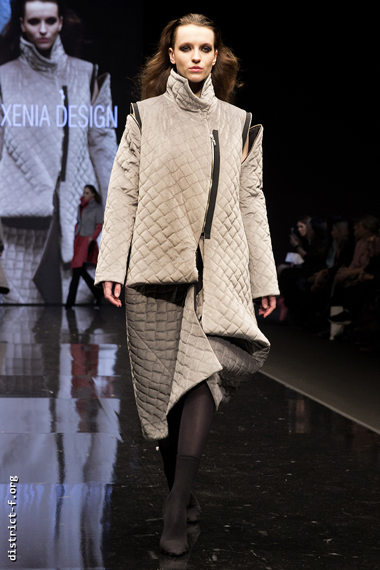 DISTRICT F — Collection Première Moscow AW19 — Xenia Design AW19 6