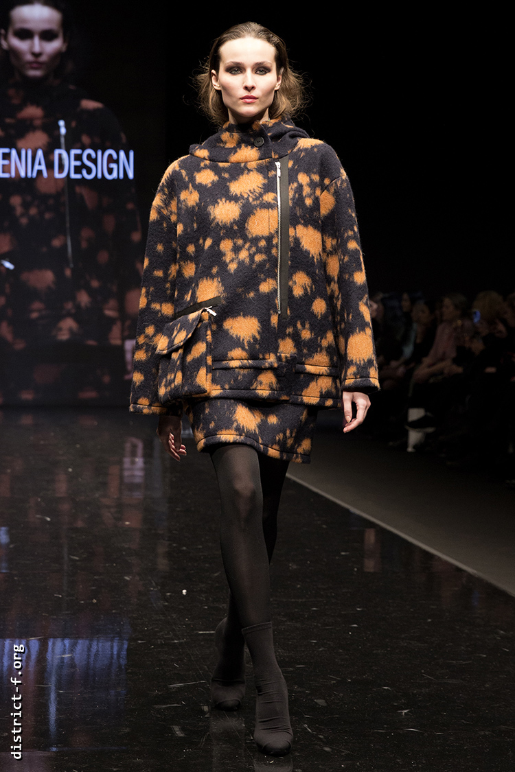 DISTRICT F — Collection Première Moscow AW19 — Xenia Design AW19 4