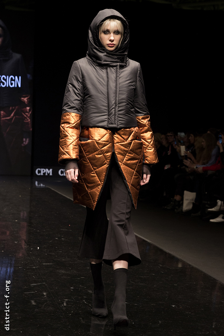 DISTRICT F — Collection Première Moscow AW19 — Xenia Design AW19 2