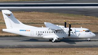EasyFly ATR 42-600 msn 1413
