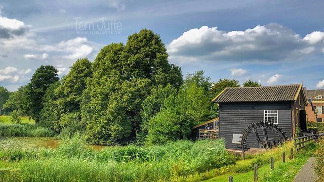 Watermolen Laag-Keppel, Oude IJssel, Netherlands - 2786