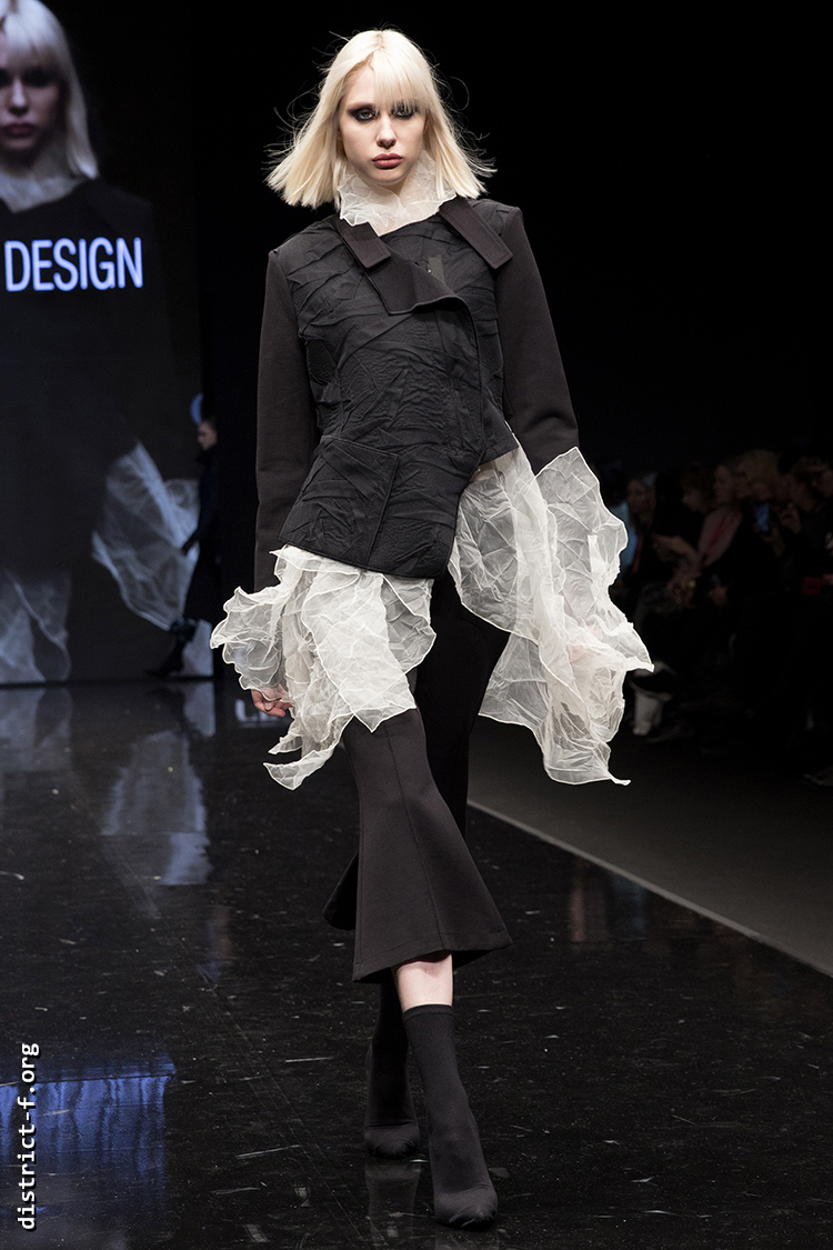DISTRICT F — Collection Première Moscow AW19 — Xenia Design AW1927
