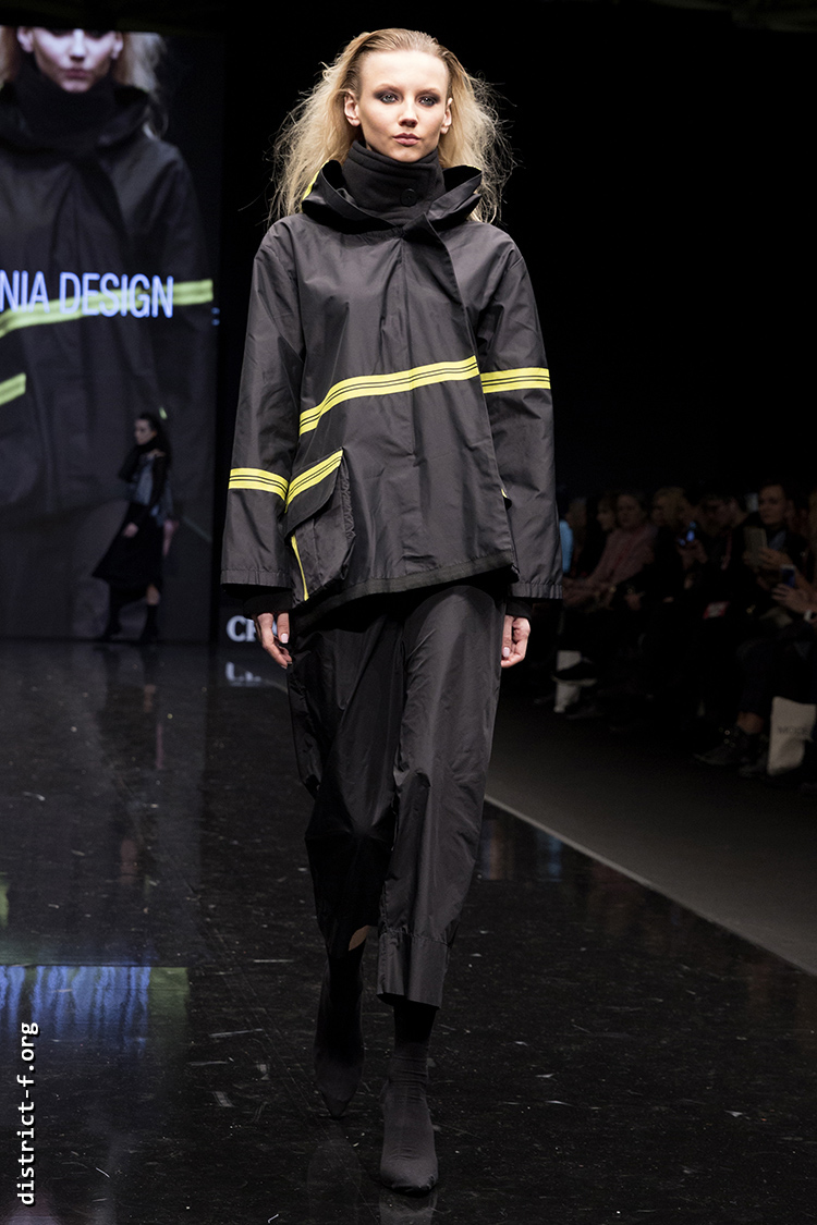 DISTRICT F — Collection Première Moscow AW19 — Xenia Design AW19 20
