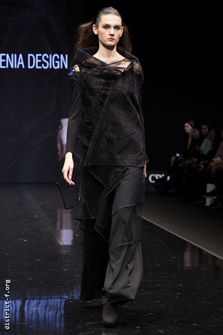 DISTRICT F — Collection Première Moscow AW19 — Xenia Design AW19 33