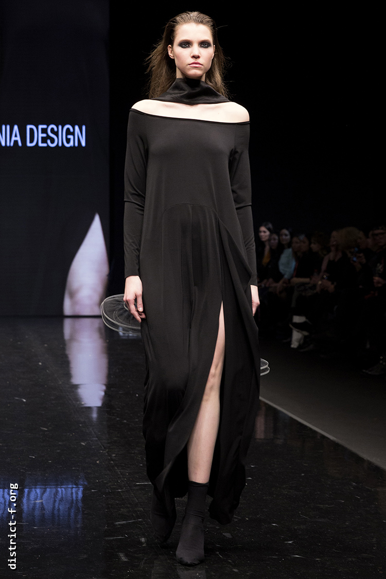 DISTRICT F — Collection Première Moscow AW19 — Xenia Design AW19 30