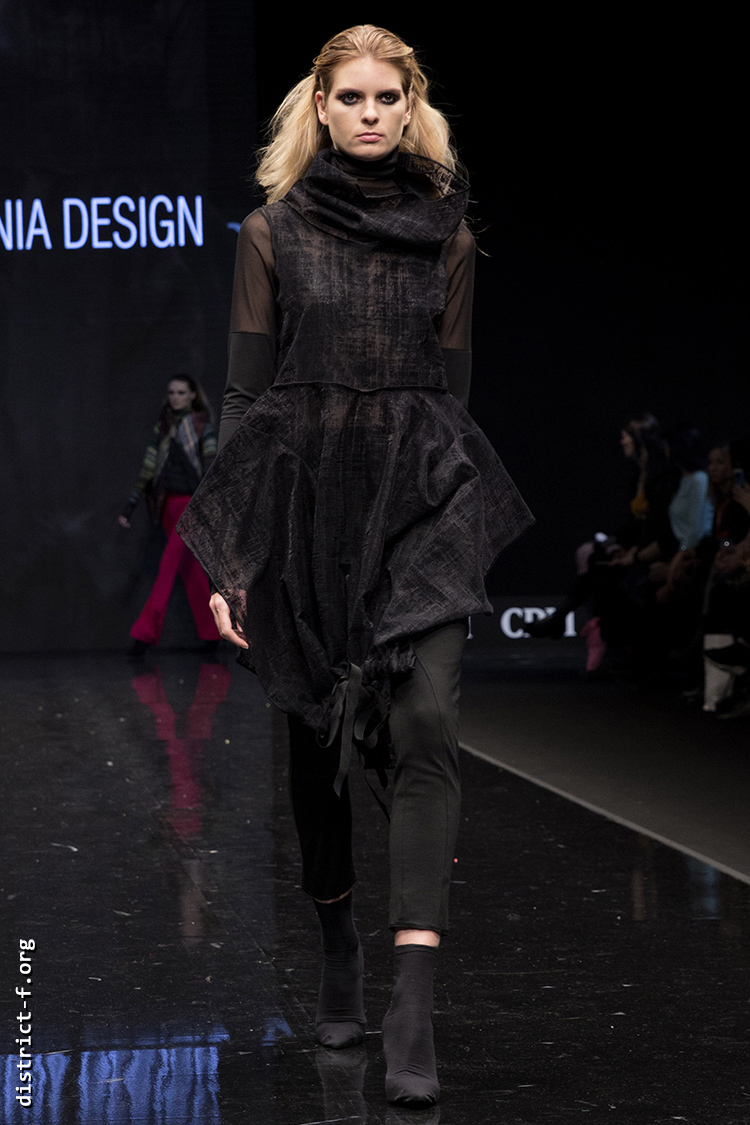 DISTRICT F — Collection Première Moscow AW19 — Xenia Design AW19 22