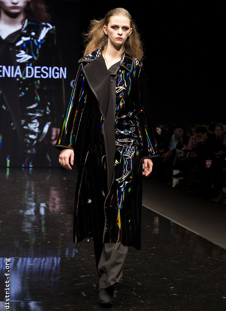 DISTRICT F — Collection Première Moscow AW19 — Xenia Design AW19 9