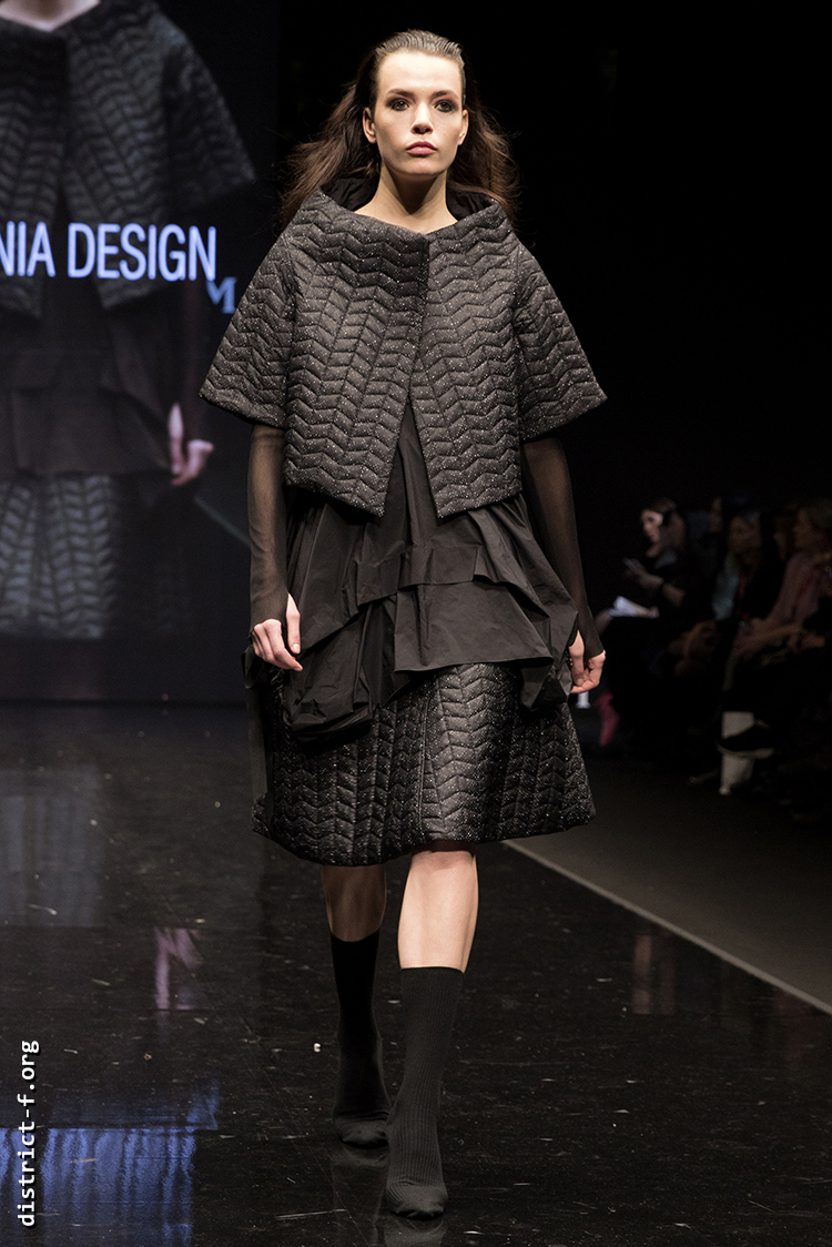 DISTRICT F — Collection Première Moscow AW19 — Xenia Design AW19 7
