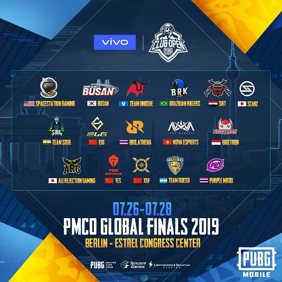 PMCO Global FInals