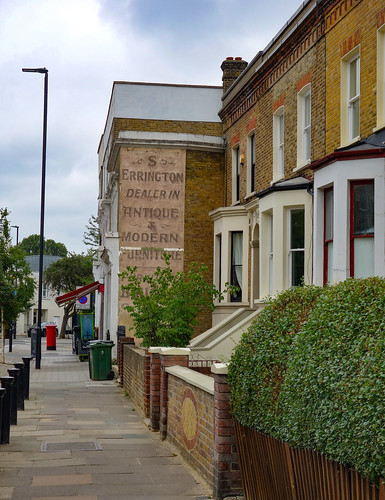 Old Sign, Dulwich Road