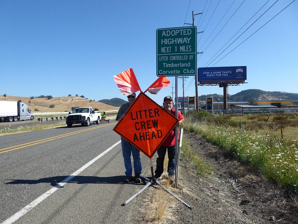 Adopt a Highway Litter Patrol (2)