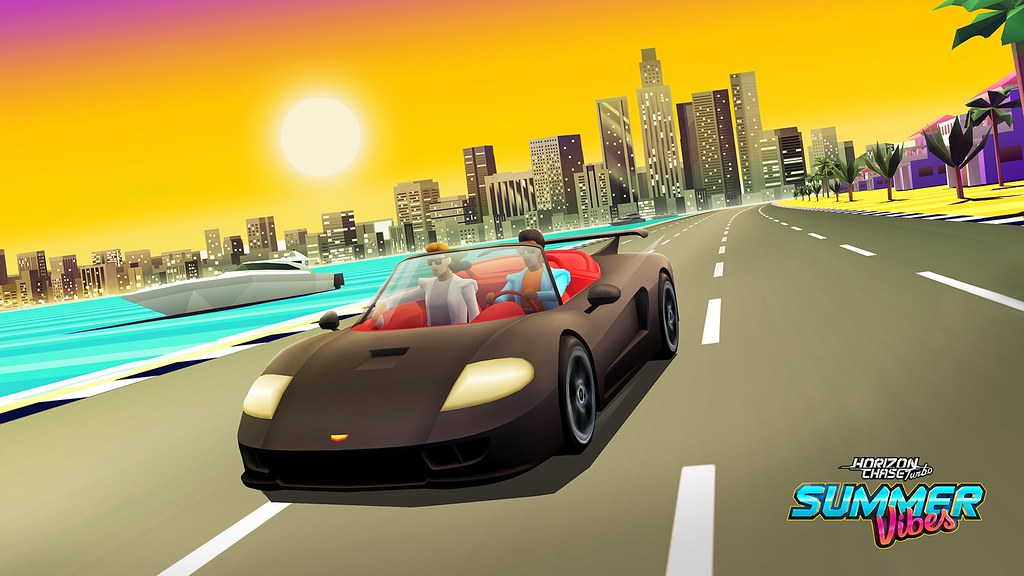 Horizon Chase Turbo: Summer Vibes