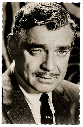 Clark Gable in Band of Angels (1957)