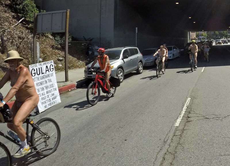 LA World Naked Bike Ride 2019 (153603)