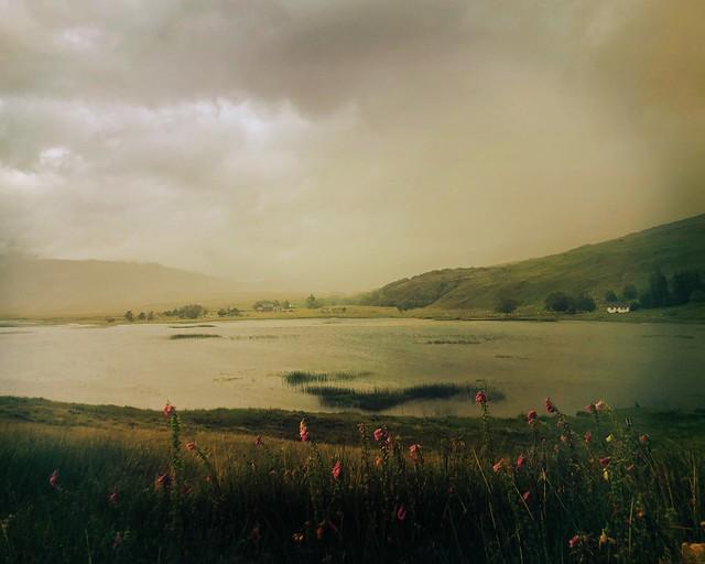 Glasnock & Loch an Loin, Wester Ross