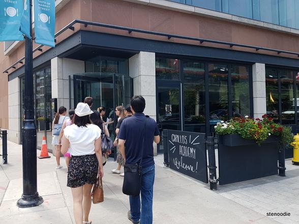 Cirillo's Culinary Academy Esplanade