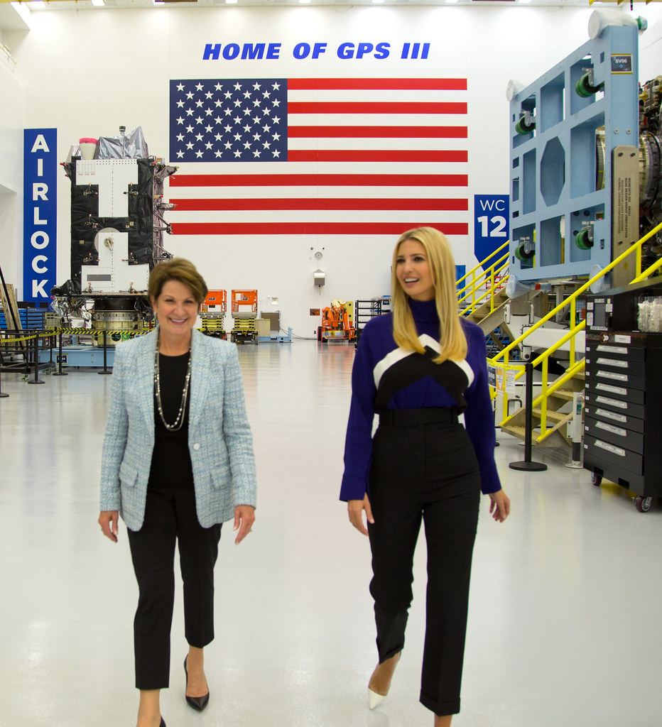 Ivanka Trump Workforce Development Visit