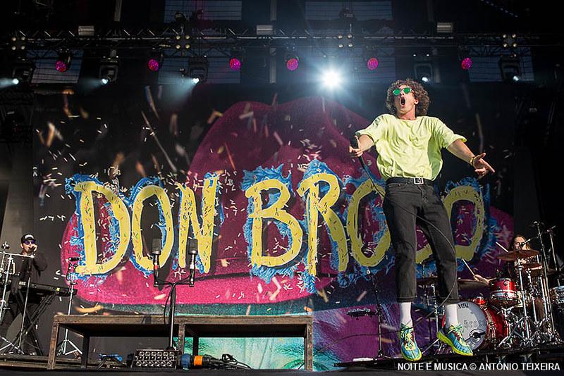 Don Broco - MEO Marés Vivas 2019