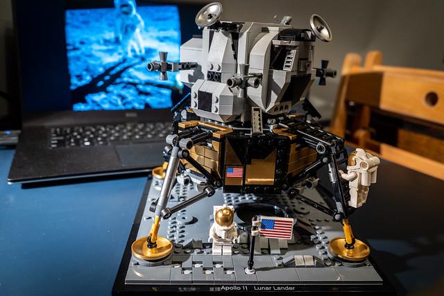 Apollo Lego Lander