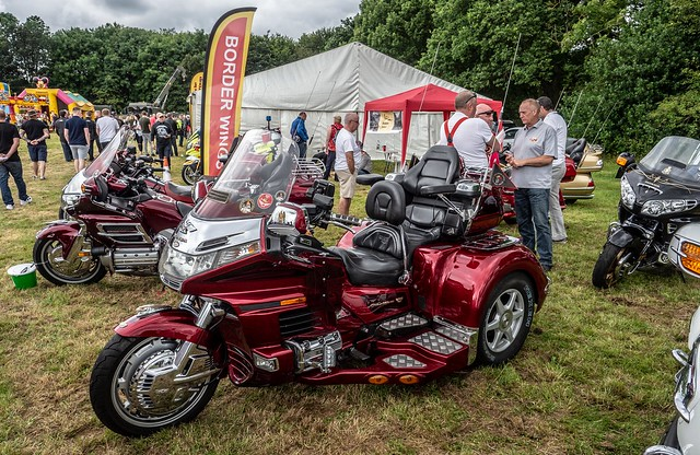 Goldwing trike.
