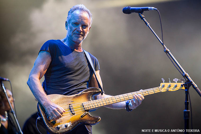 Sting - MEO Marés Vivas 2019